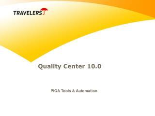 Quality Center 10.0