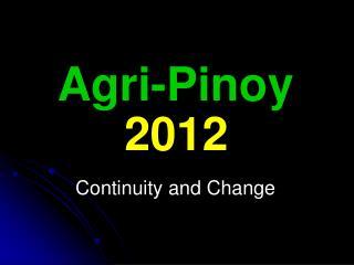 Agri-Pinoy