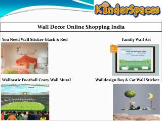 Wall decor online shopping