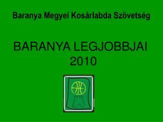Baranya Megyei Kosárlabda Szövetség