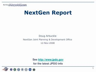 NextGen Report