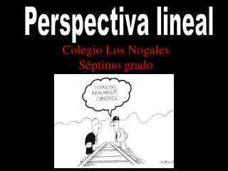 Perspectiva lineal