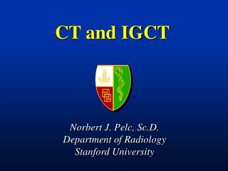 CT and IGCT