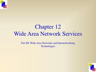 Chapter 12 Wide Area Network Services