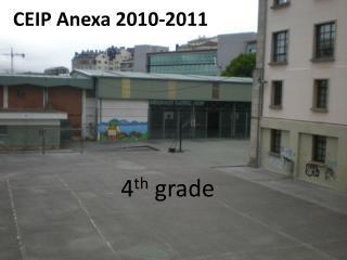 CEIP Anexa 2010-2011