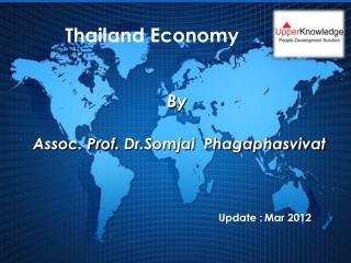 By Assoc. Prof.  Dr.Somjai Phagaphasvivat