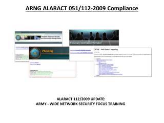 ARNG ALARACT 051