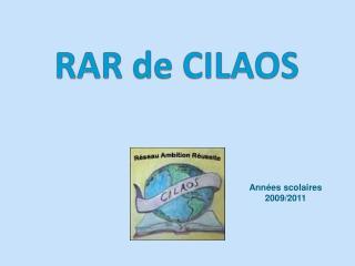 RAR de CILAOS