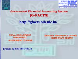 Government Financial Accounting System  G-FACTS