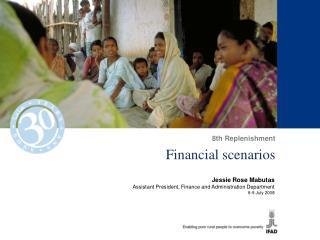 Financial scenarios