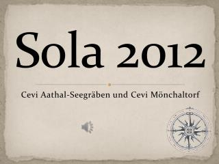 Sola  2012
