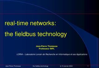 LORIA � Laboratoire Lorrain de Recherche en Informatique et ses Applications