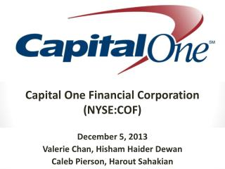 Capital One Financial Corporation (NYSE:COF)