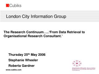 London City Information Group
