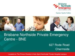 Brisbane Northside Private Emergency Centre - BNE