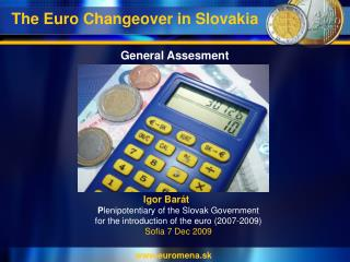 The Euro Changeover in Slovakia