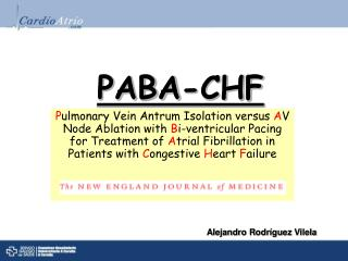 PABA-CHF