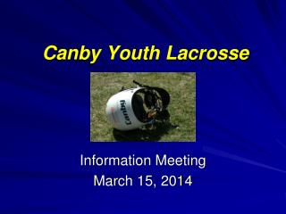 Canby Youth Lacrosse