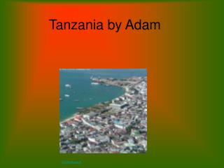 Tanzania by Adam