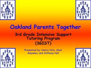 Oakland Parents Together