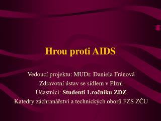 Hrou proti AIDS