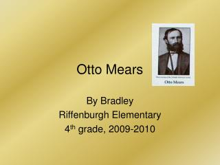 Otto Mears
