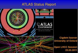 ATLAS Status Report