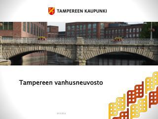Tampereen vanhusneuvosto
