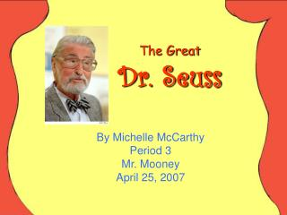 The Great Dr. Seuss
