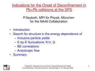 Indications for the Onset of Deconfinement in Pb+Pb collisions at the SPS