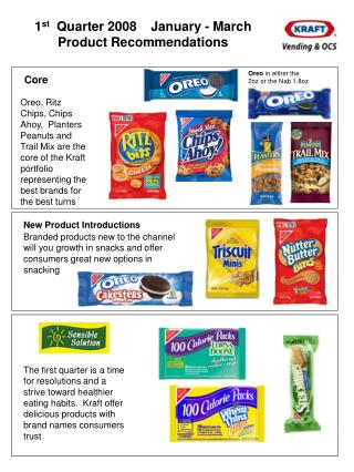 Core Products: