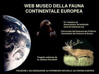 Progetto realizzato da dr. Stefano Porcellotti