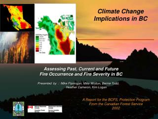 Climate Change Implications in BC