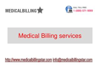 EMR Medical billing services