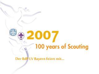 Der BdP LV Bayern feiert mit…