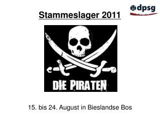 Stammeslager 2011