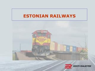 ESTONIAN RAILWAYS