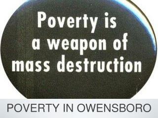 POVERTY IN OWENSBORO