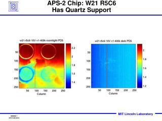 APS-2 Chip: W21 R5C6 Has Quartz Support