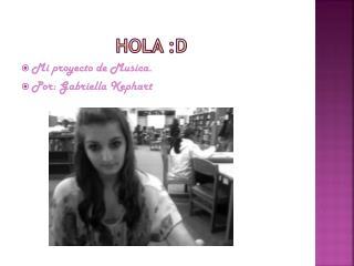 Hola :D