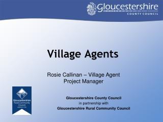 Village Agents