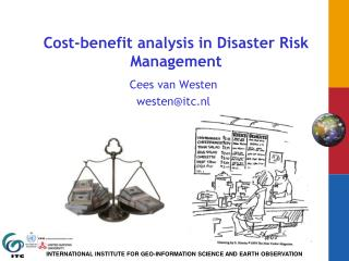 Cost-benefit analysis in Disaster Risk Management