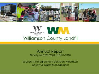 Williamson County Landfill