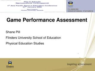 Game Performance Assessment