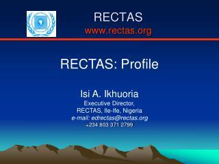 RECTAS  rectas