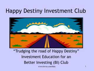 Happy Destiny Investment Club