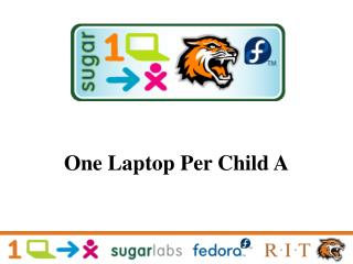 One Laptop Per Child A