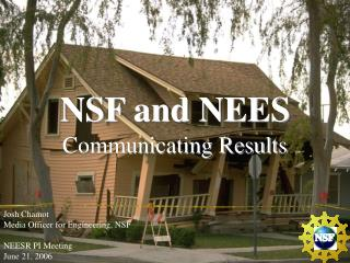 NSF and NEES