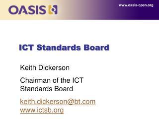 ICT Standards Board