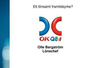 Olle Bergström Lönechef